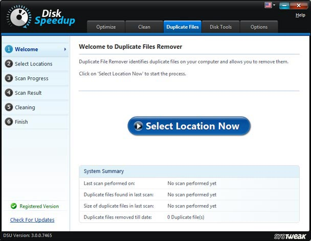 Duplicate Files Remover