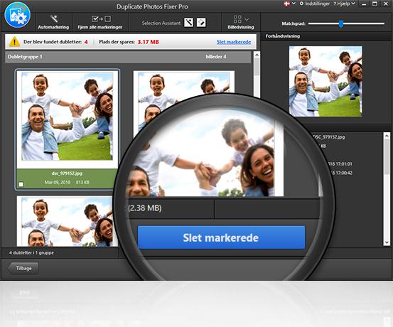 duplicate photo fixer pro instructions