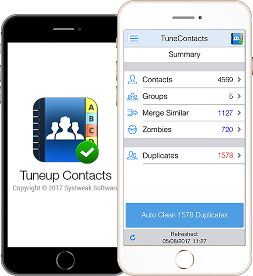 Tuneup Contacts